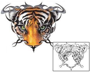 Iiii clipart tigers ECF 00045 Tattoos tigre Cherniga