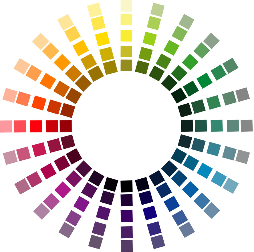 Iiii clipart wheel Design Color Palette The Choose