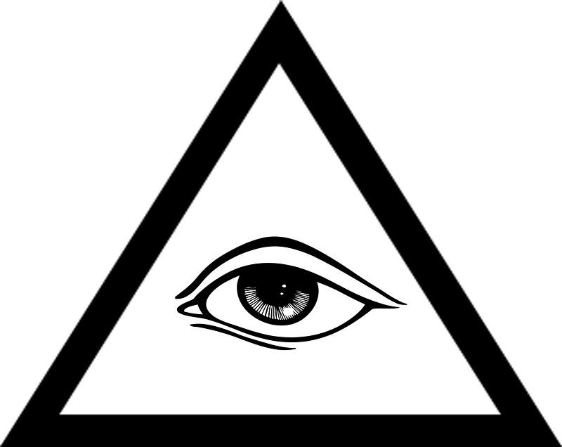 Illuminati clipart By LewisJamesMuzzy ILLUMINATI ILLUMINATI Redbubble