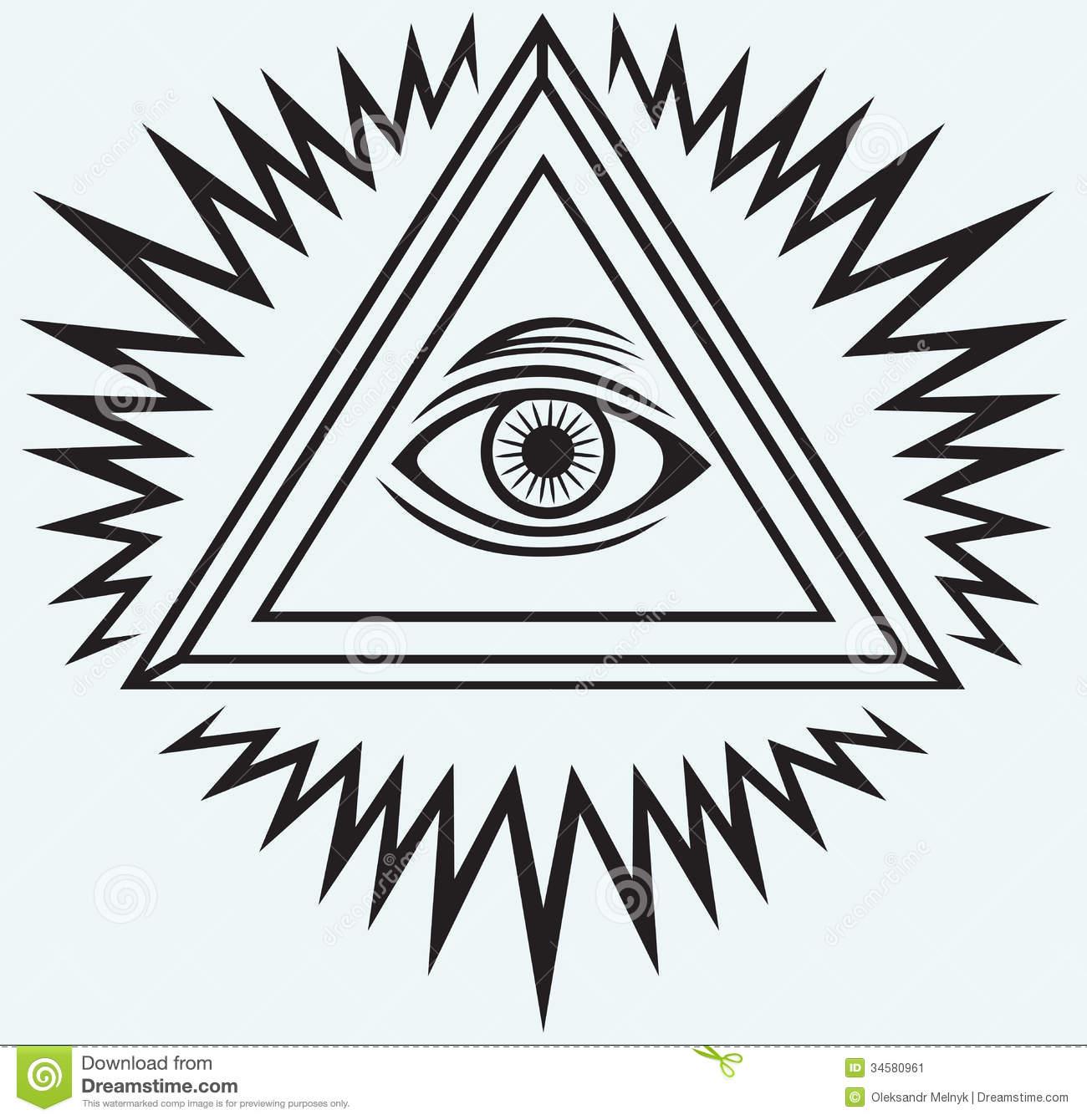 Illuminati clipart Clipart cliparts Eye Illuminati Illuminati