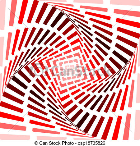 Illusion clipart abstract art Strip Abstract Illustration movement backdrop