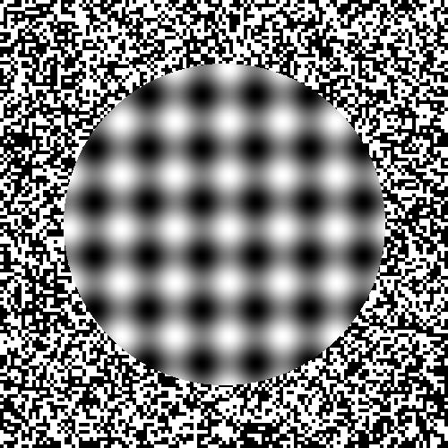 Optical Illusion clipart apparent motion #12
