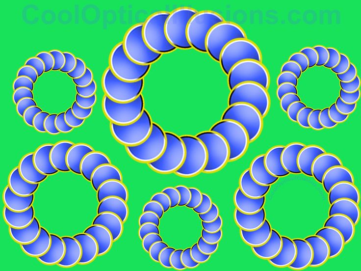 Optical Illusion clipart movement Illusion on best images 466