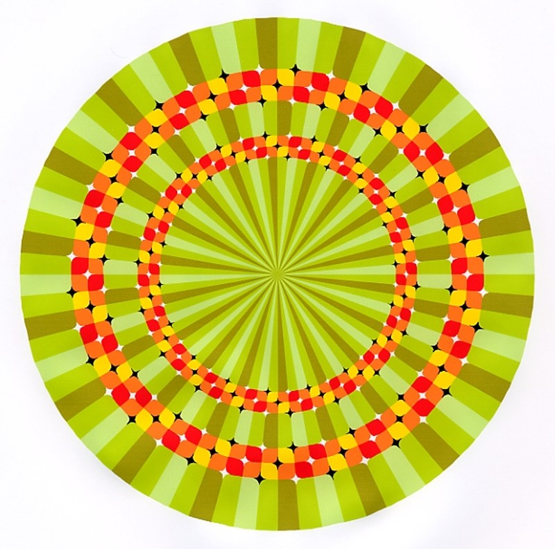 Illusion clipart eye Tricks Mind for concentric effect
