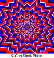 Illusion clipart geometric shape  28 EPS Illusion Optical