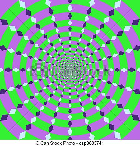 Illusion clipart geometric shape Optical illusions Abstract Shapes Geometric
