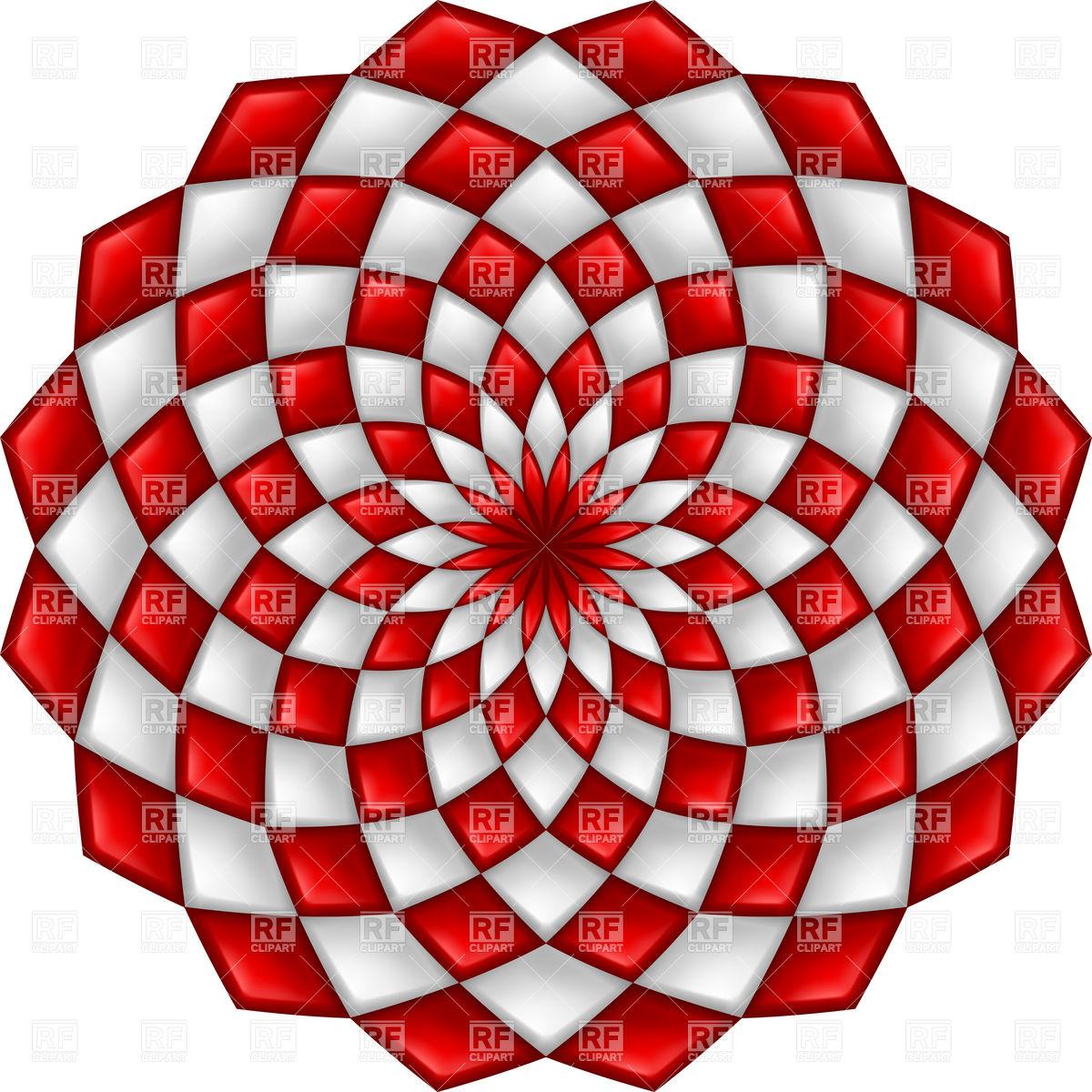 Illusion clipart geometric shape Buy white Shapes Shape 3