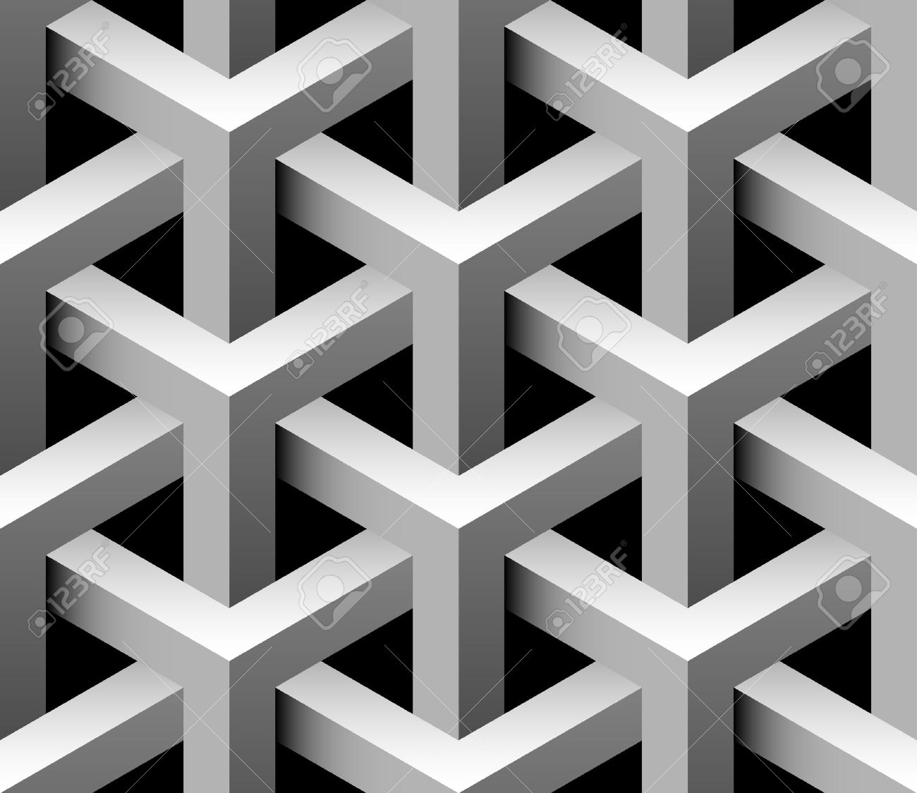 Illusion clipart geometry Pattern Industrial Geometric Patterns Design