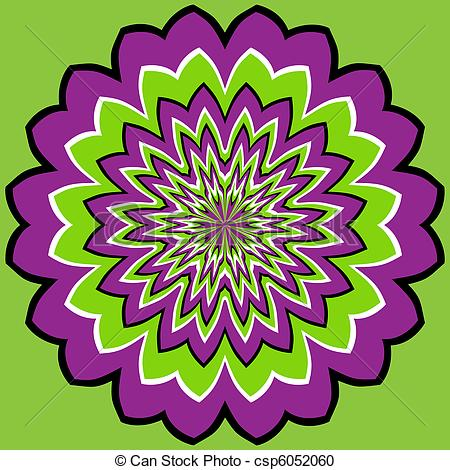 Illusion clipart geometry Optical Illusion Clipart of