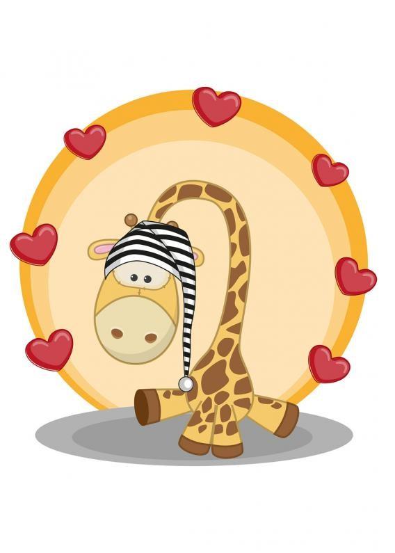 Illusion clipart giraffe #