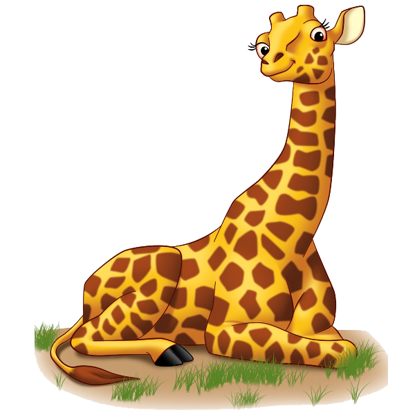 Giraffe clipart bathing Cartoon  Suggestions Baby Keywords