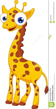 Illusion clipart giraffe Keywords Photo Stock Cartoon Baby