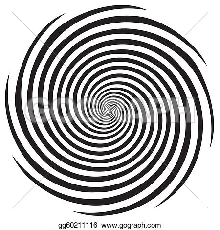 Illusion clipart hypnosis Drawing Clipart optical perception pattern