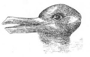 Illusion clipart number Art Clip Illusion Duck Duck