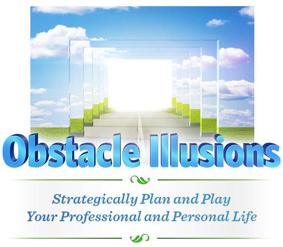 Illusion clipart obstacle Illusions: Are Inc  Delusional?