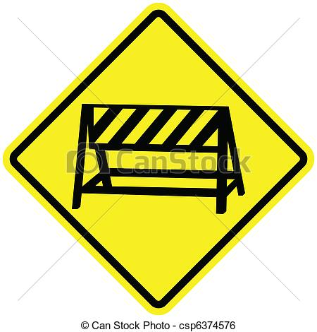 Illusion clipart obstacle  Obstacle