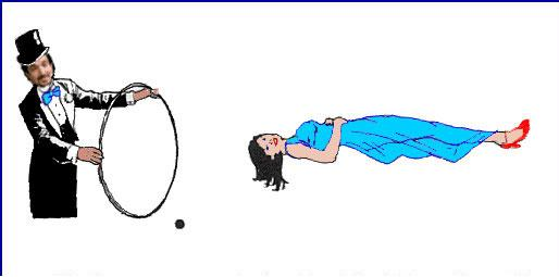 Illusion clipart obstacle Illusions Page Magician Optical 7