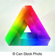 Illusion clipart paradox Clip  Art EPS clipart