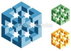 Optical Illusion clipart paradox Royalty Optical Illusion multicolored Paradox