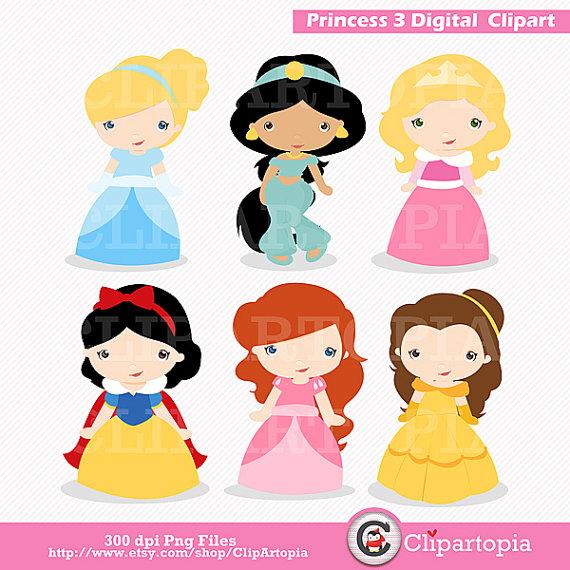Illusion clipart princess Clipart Cute Princess