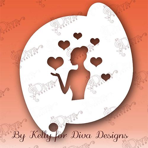 Illusion clipart princess Love Diva Princess
