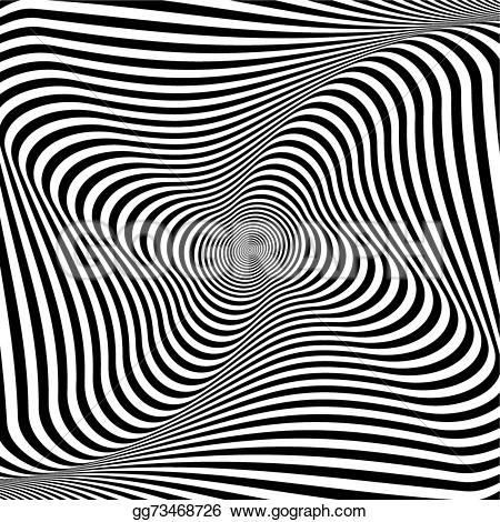 Illusion clipart rotation Of background Clipart  abstract