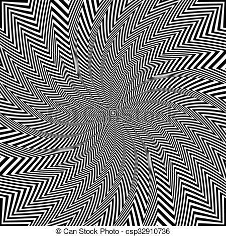Illusion clipart rotation And Illusion and  rotation