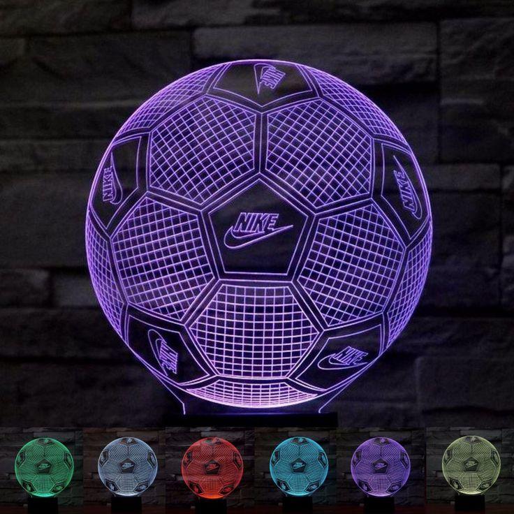 Illusion clipart soccer On 29 Ball Soccer Lamp
