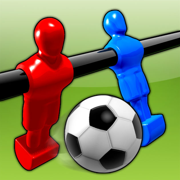 Illusion clipart soccer Store Foosball  App the