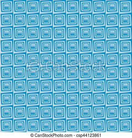 Illusion clipart square Optical texture Seamless geometric Seamless