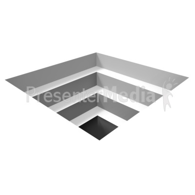 Illusion clipart square Hole for Hole Square Home