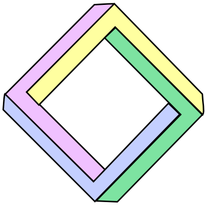 Pentagon clipart object Art Download Clip Square Penrose