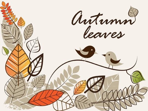 Illustration clipart autmn 671 illustrations Autumn clip vector