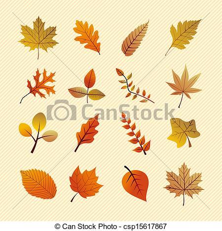 Illustration clipart autumn season Clip tree Vintage  Vintage
