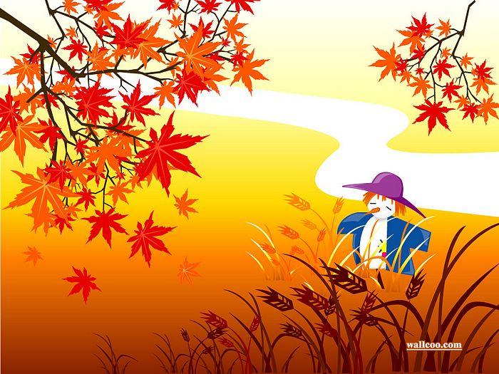Illustration clipart autumn season Autumn Clip Clip clip