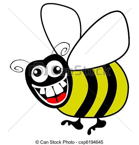 Bug clipart bumblebee Clipart csp6194645 bee of bumble
