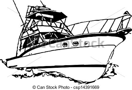 Boat clipart illustration Sport Sport older Boat Fishing