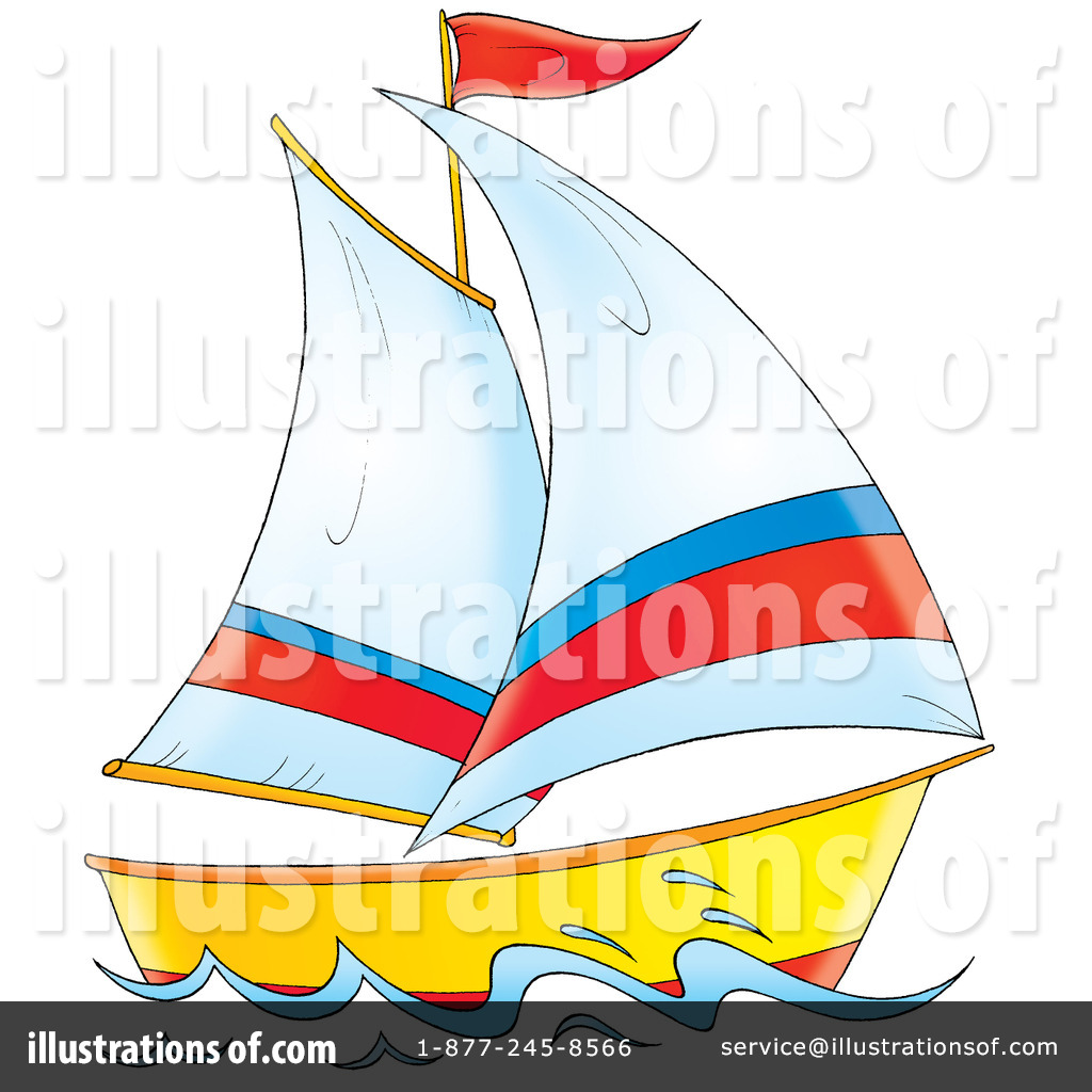 Boat clipart illustration Alex Royalty Illustration (RF) Free