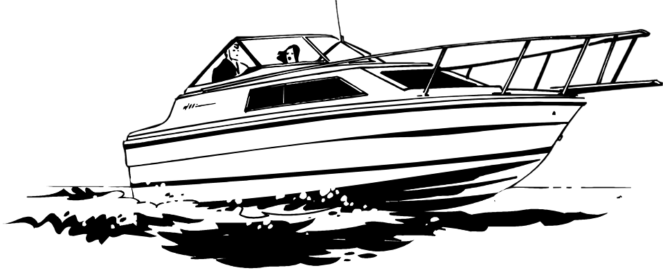 Sailboat clipart speed boat Free speedboat Illustration # Boat