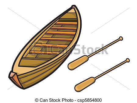 Illustration clipart boat In Vector Boat Clipart