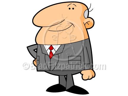 Illustration clipart boss Boss Boss Boss Vector Clipart