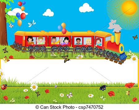 Illustration clipart child background For Background children of Background