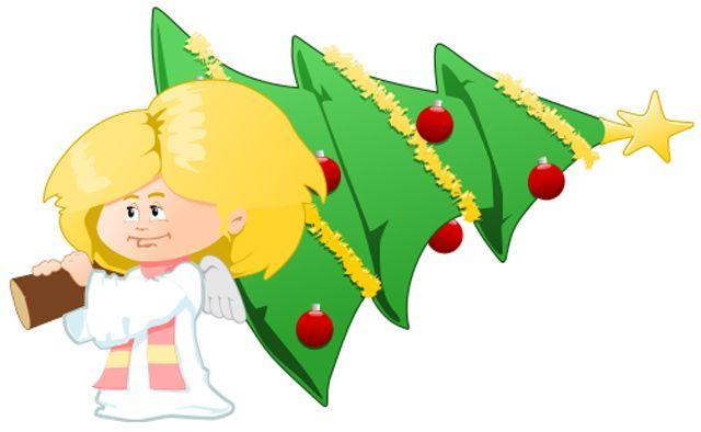 Illustration clipart christmas Places Free Clip Art Clip