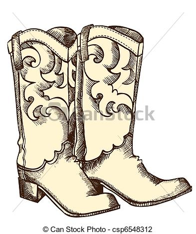 Illustration clipart cowboy Vector Cowboy Cowboy  of