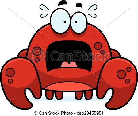 Illustration clipart crab  Crab Vector illustration Crab