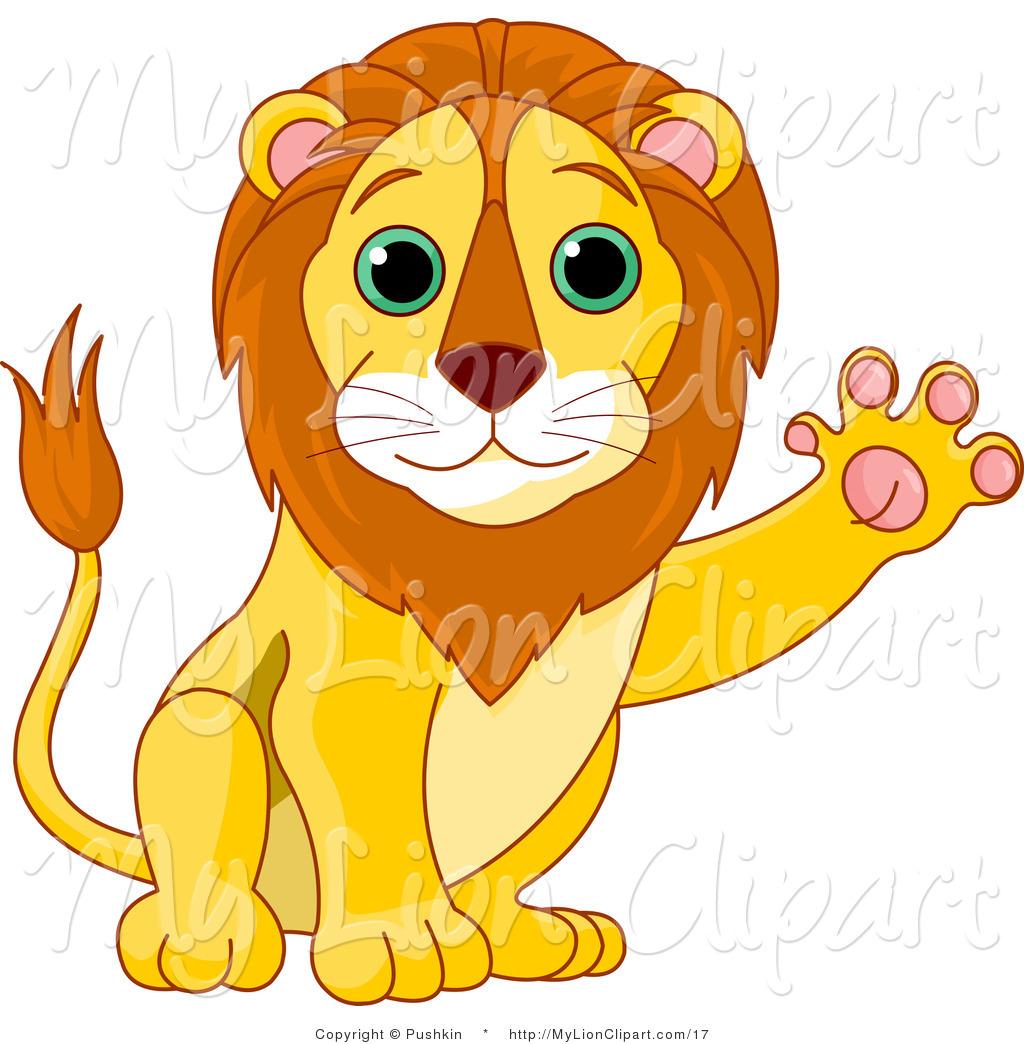 Illustration clipart cute lion Clipart Clipart Top Clipart Image