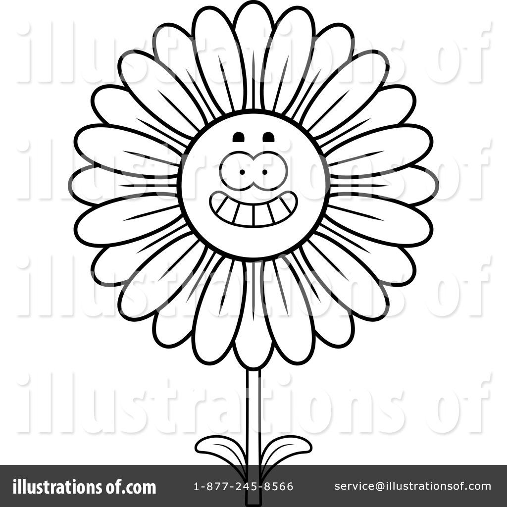 Illustration clipart daisy Daisy Clipart Thoman #1142059 Royalty