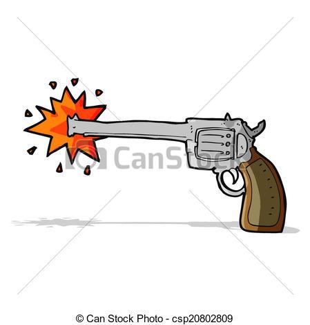 Illustration clipart gun Clipart Search gun Vector Art
