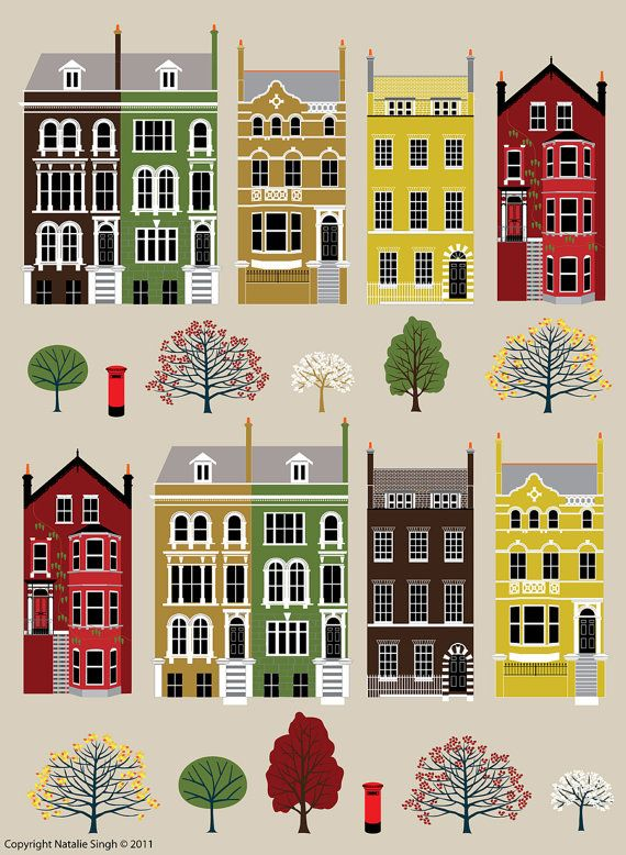 Illustration clipart hause From illustration ideas drawn houses