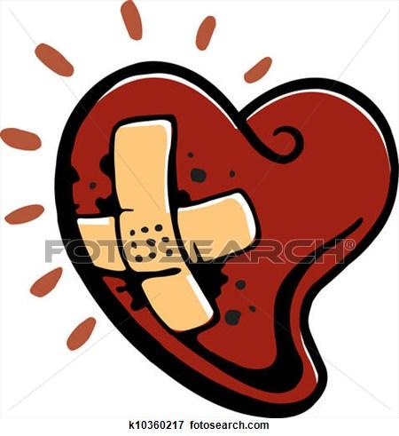 Illustration clipart heart Clipart Disease Hunter Girl Heart